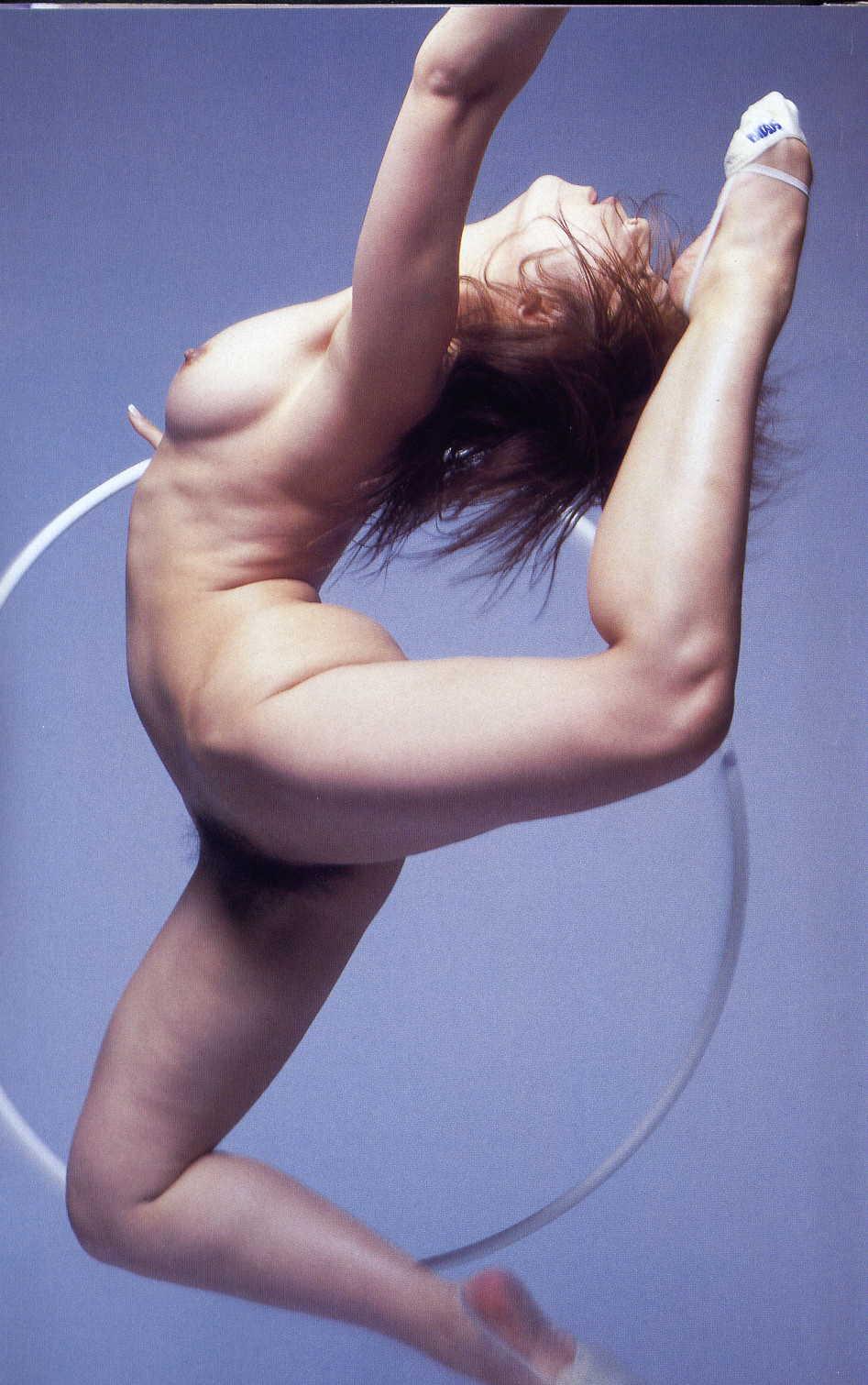 Эротика в художественной гимнастике фото 24 фотография